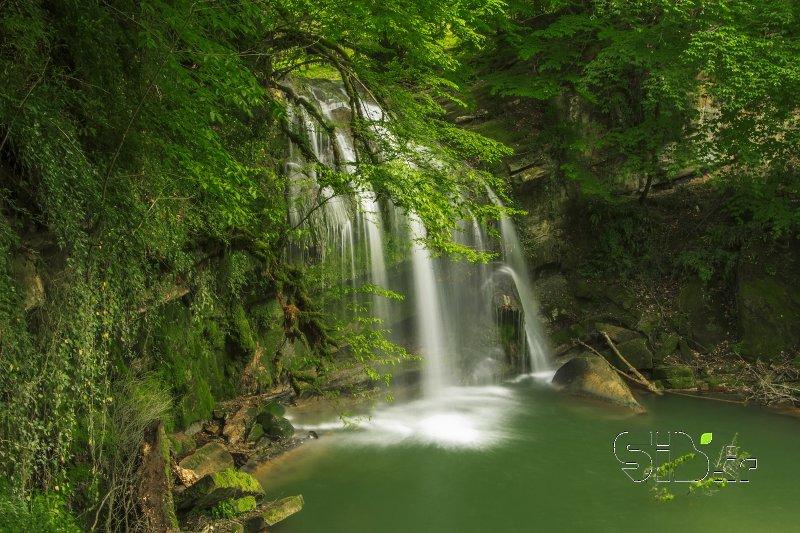 هفت آبشار