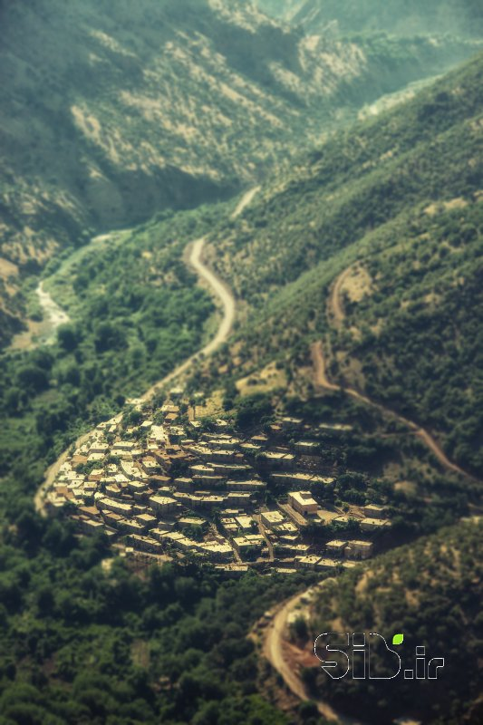 روستای سلین