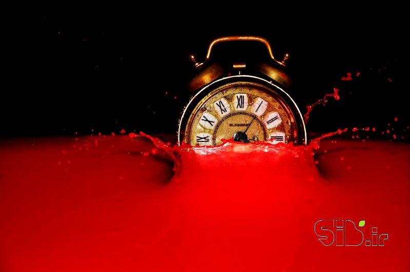 مرگ زمان