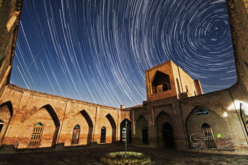 قاب عکس The Religious School of Seyed Ghelich Ishan  معماری سنتی / آثار باستانی اثر حسین فراهانی