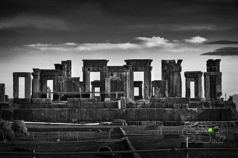 قاب عکس مدرن  معماری سنتی / آثار باستانی اثر احمدرضا نيك آذر