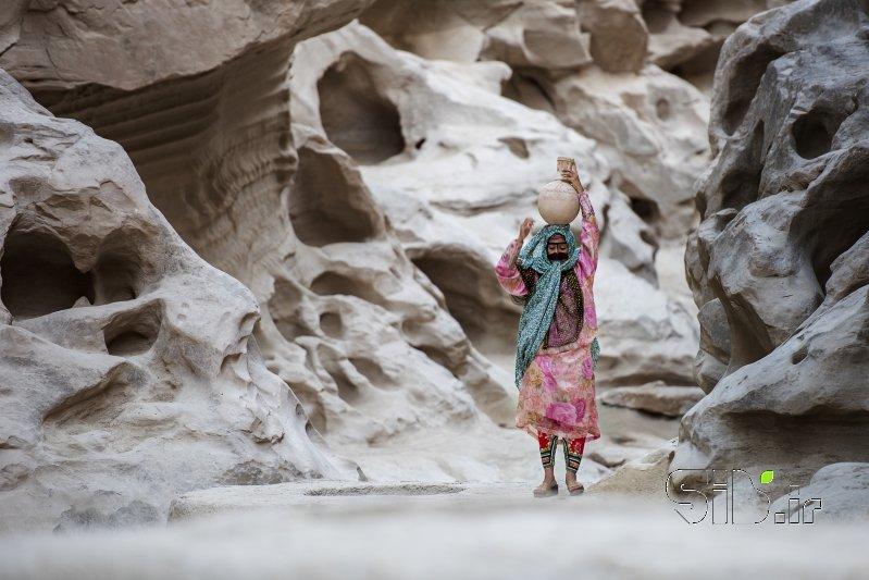 قاب عکس بدون عنوان مستند انسانی  و منظره   طبیعت / روستایی و معماری سنتی / آثار باستانی اثر اصغر بشارتي