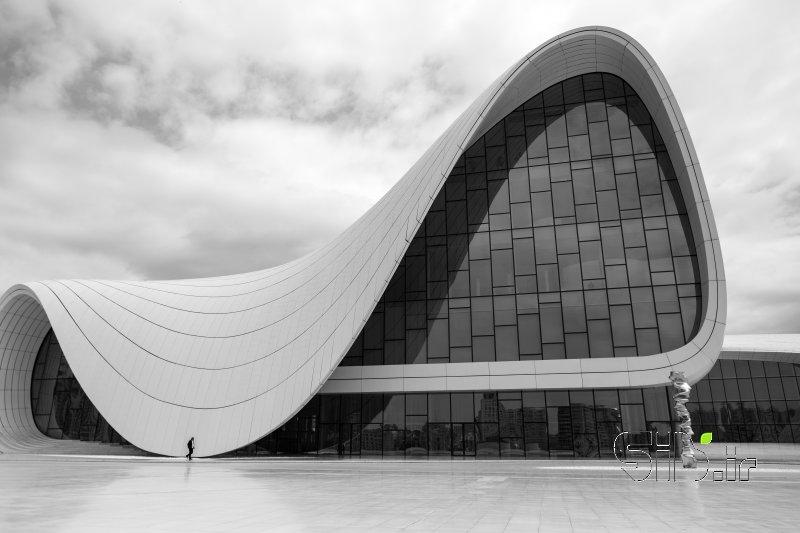 مرکز حیدر علیف