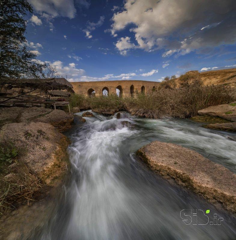 پل باستانی لشگر
