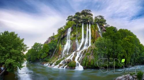 آبشار بیشه پانوراما