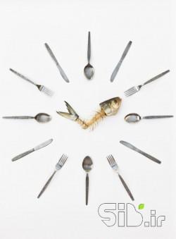 وقت غذا