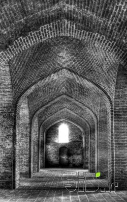 مسجد فرح آباد ساری 2