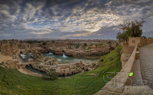 آبشارهای شوشتر