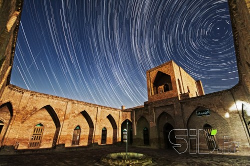 The Religious School of Seyed Ghelich Ishan