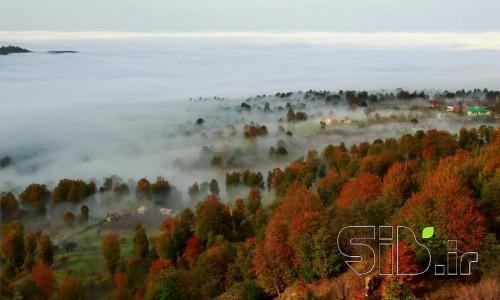 پاییز و مه