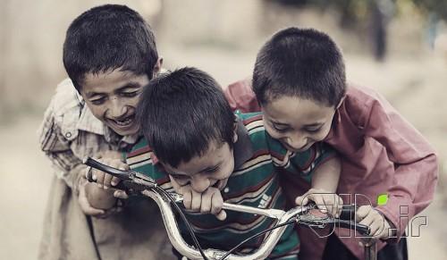 دوچرخه خوشبختی | Bicycle happiness