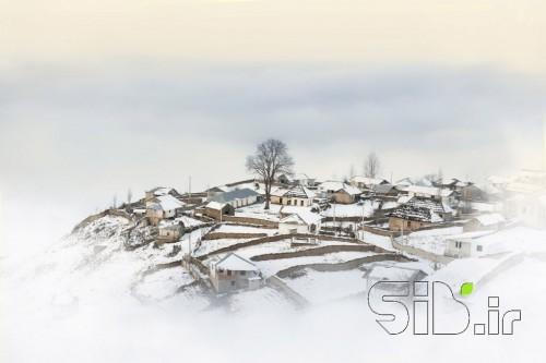 شیخ موسی در مه