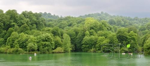 دریاچهی آرامش