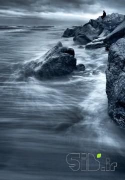 من و سکوت، حریف دریا