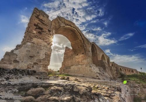 پل باستانی شادروان