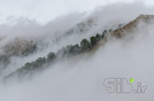 بین ابرها