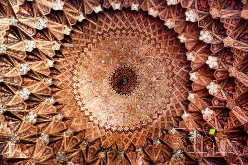 سقف بازار قیصریه اصفهان