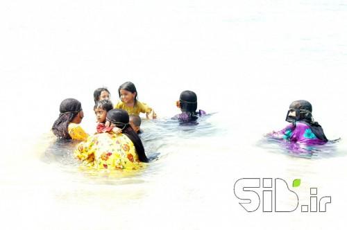 تابستان خلیج فارس